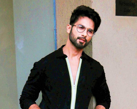 Shahid Kapoor opens up about his future projects