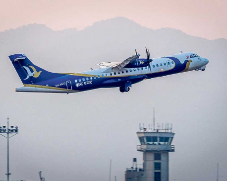 Promoting Himalayas, Promoting Nepal: Buddha Air
