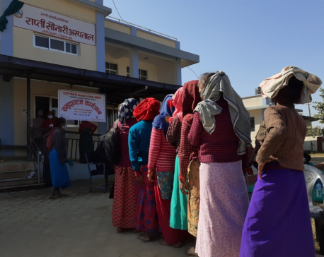 Locals rejoice as health facilities are extended in villages in Banke
