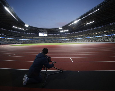Tokyo's new stadium: A masterpiece by Japan's Kengo Kuma