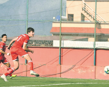 Late goals help NRT in comeback win