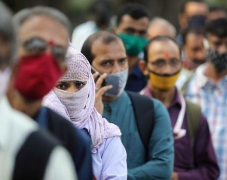 India's coronavirus infections rise to 6.76 million