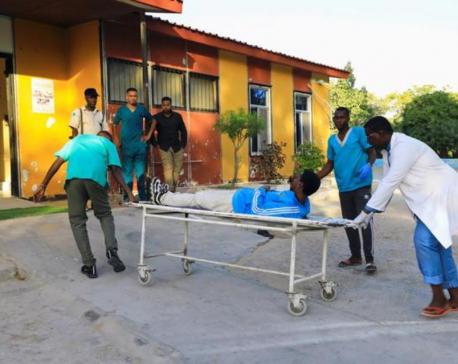 Nine dead in hotel attack on Sunday in Somali capital: police