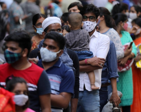 Restrictions imposed in and around Mumbai as COVID cases in Indian state surge