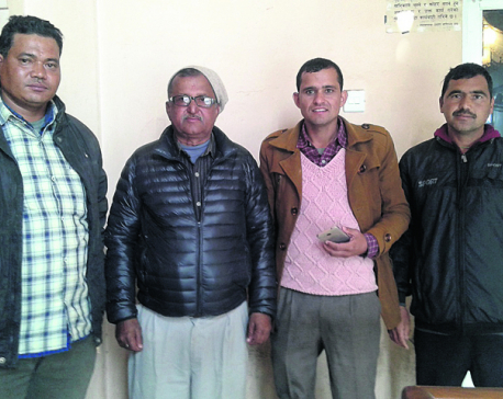Flood victims form joint struggle committee