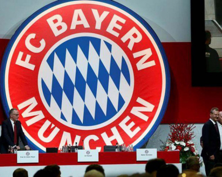 Bayern Munich announce record turnover