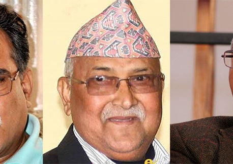 Big 3 agree to resolve imbroglio in package