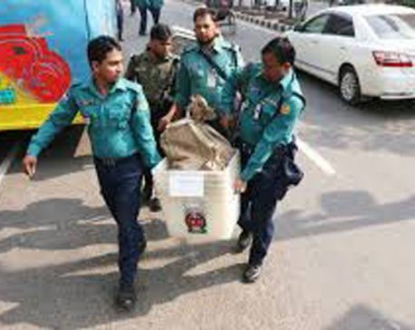 Clashes mar Bangladesh election where turnout appears thin