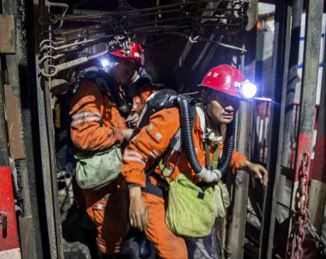 11 trapped in China's latest coal mine accident