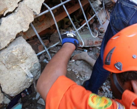 The Latest: Indonesia earthquake death toll rises to 102