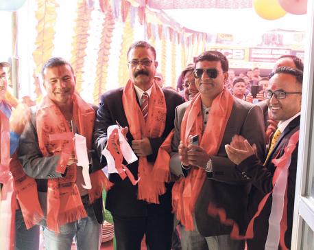 JCB starts 3S facility in Surkhet
