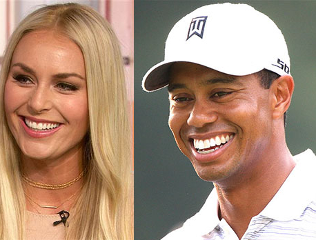 Lindsey Vonn and Tiger Woods fight back after their nude photos leaked online