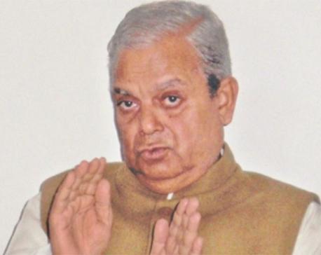 RJPN leader Thakur enters Indian Embassy aftermeeting with Deuba