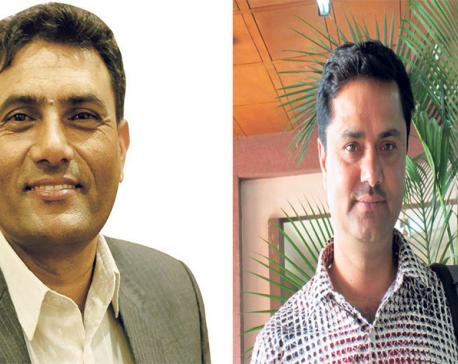 Chapagain, Ghimire top contenders for Beema Samiti chair