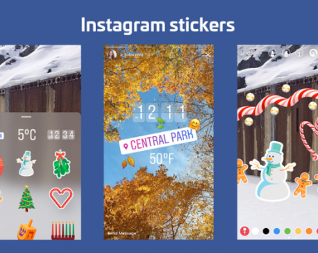 Instagram Stories launches stickers for locations and emoji