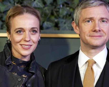 Martin Freeman and I'll remain best friends: Amanda Abbington on theirsplit