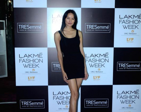 Nepali transgender model Lama to walk the ramp at Lakme Fashion Week