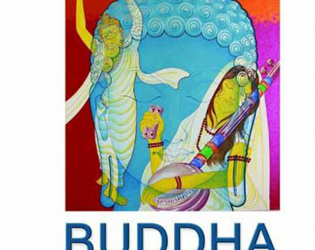 Buddha - Shades of Enlightenment at Art Council