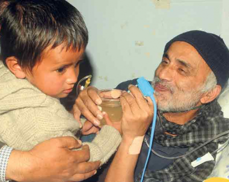 Dr KC ends fast-unto-death on 22nd day
