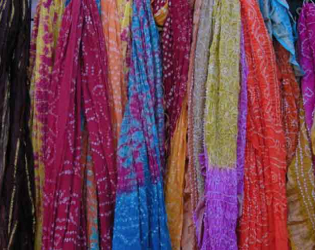 Stylize your look with a dupatta differently