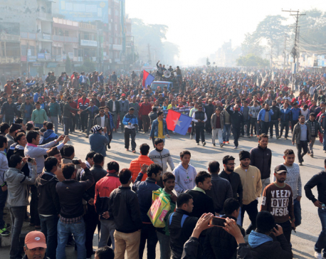 UML preparing to take to Capital's streets