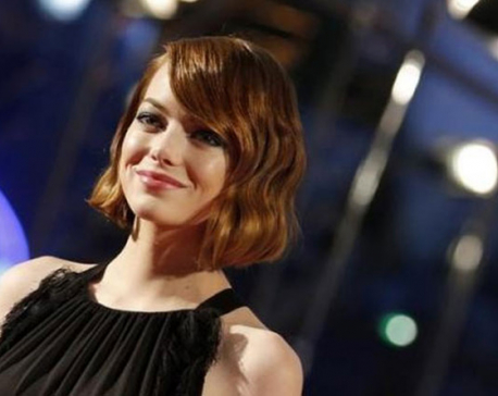 Have been lucky to have equal pay: EmmaStone