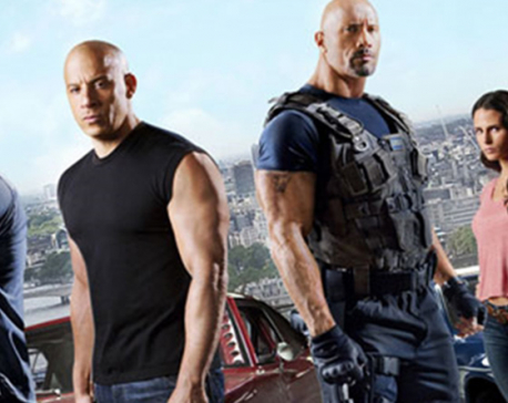 Fast 8 is officially called The Fate of the Furious