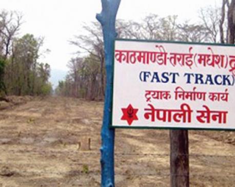 NPC begins study of Kathmandu-Tarai Fast Track