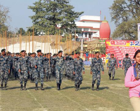 Biratnagar all set for 7th Nat'l Games opening ceremony