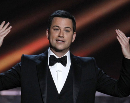 Jimmy Kimmel forgot to share Oscars news tofamily