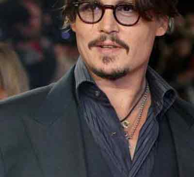 Johnny Depp finds singing, acting similar