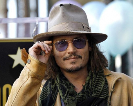 Johnny Depp tops as the world's most overpaid actor list for secondtime