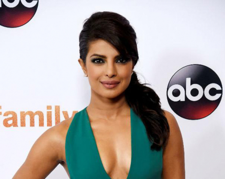 Now, Priyanka Chopra to present a Golden Globe award