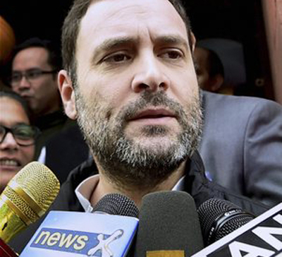 Cong, Rahul Gandhi's twitter accounts hacked