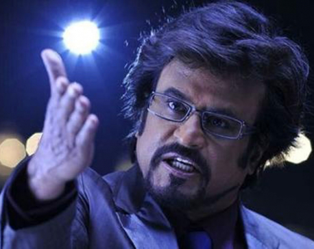 Rajinikanth injured while shooting for '2.o'