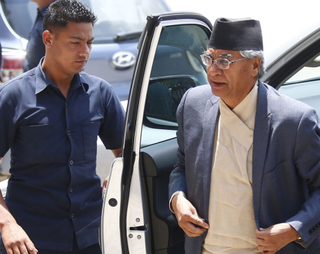 Deuba to induct 15 state ministers in his cabinet today