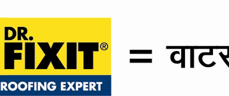 Dr Fixit increasing awareness about waterproofing