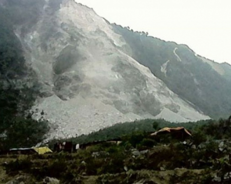Three killed, seven injured in Gorkha landslide (Update)