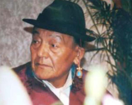 Former Mustang King Palbar Bista passes away