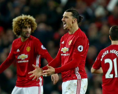Man United soccer's top moneymaker, ending Spanish dominance