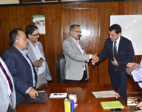 ADBL, Easylink sign MoU for remittance business