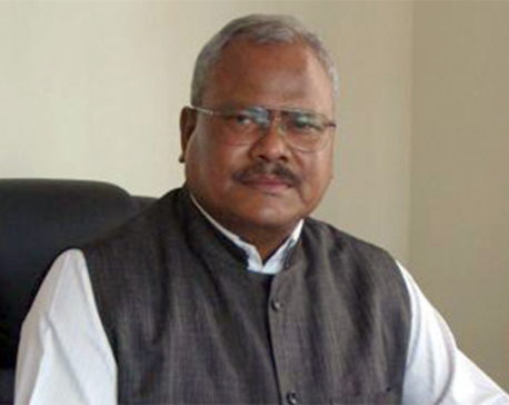 Consensus among 3 major parties necessary on national issues: Gachchhadar