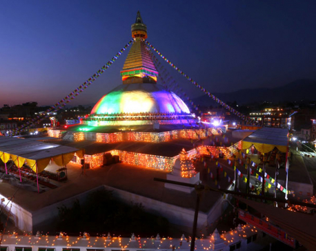 Boudhhnath Stupa to remain open for public from Nov 22