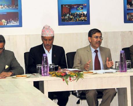 Nepali envoys to China, India vow to strengthen economic ties
