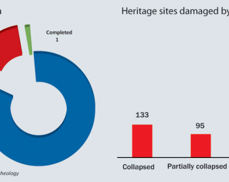 DoA blames NRA for delay in heritage reconstruction