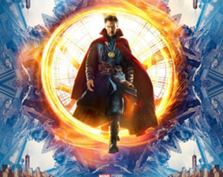 """Doctor Strange"": Very strange indeed"
