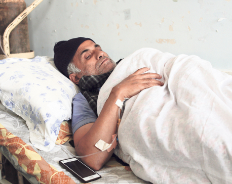Govt talks team meets Dr KC, assures him of addressing his demands