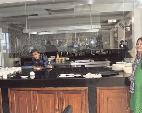 Palpa hotel sector sees a boom