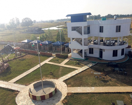 Four-star hotel comes up in Nepalgunj outskirts