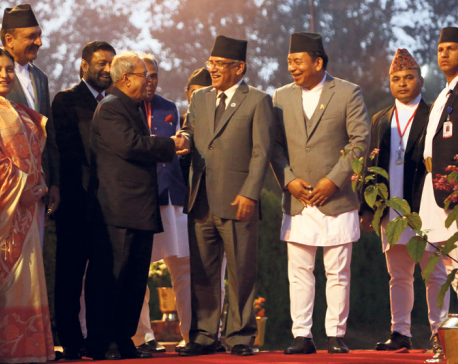 'I enjoyed every bit of Nepal visit':  Indian Prez